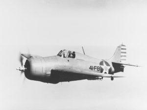 F4F-4 ワイルドキャット